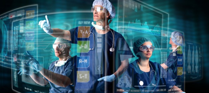 Health technology revolution: e-health